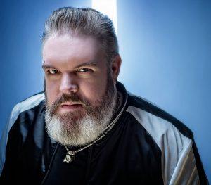 Kristian Nairn aka DJ Hodor