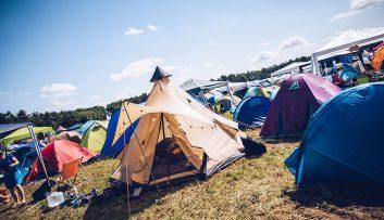 Allgemeines zum Camping