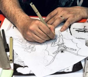 Comiczeichnen