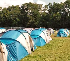 Zelt für vier