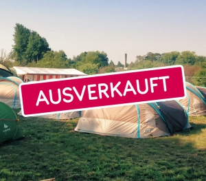 Zelt für zwei
