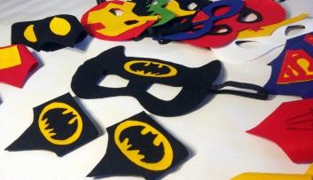 Workshop: Masken basteln