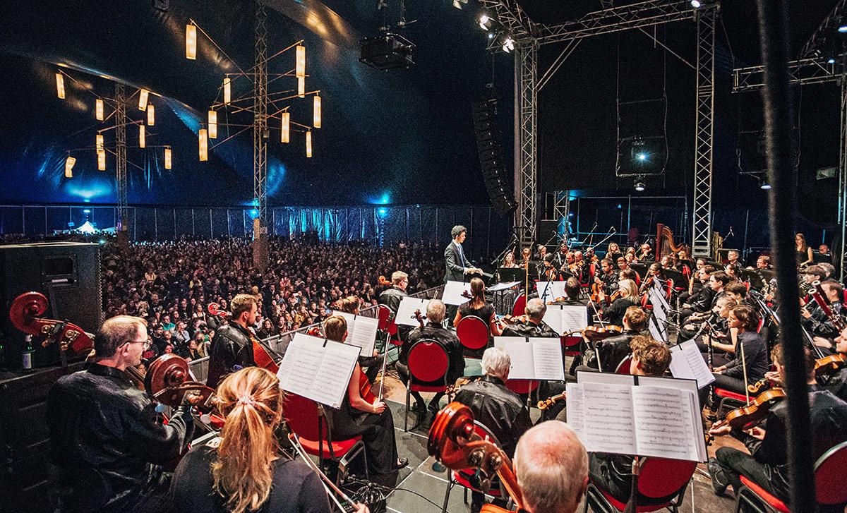 Elbenwald in Concert: Das Live-Orchester