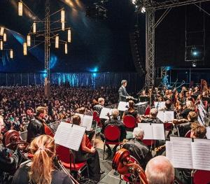 Großes Film-Orchester, Foto: Tobias Kästner