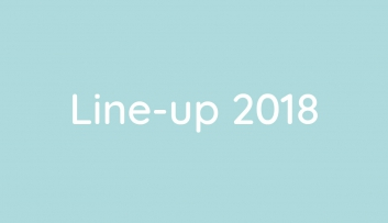 Line-up 2018 (Archiv)