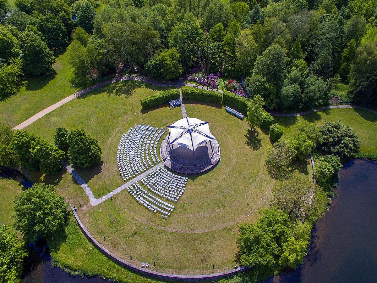 Spreeauenpark Cottbus, Foto: CMT Cottbus
