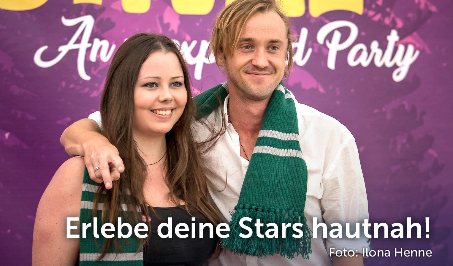 Erlebe deine Stars hautnah!, Foto: Ilona Henne
