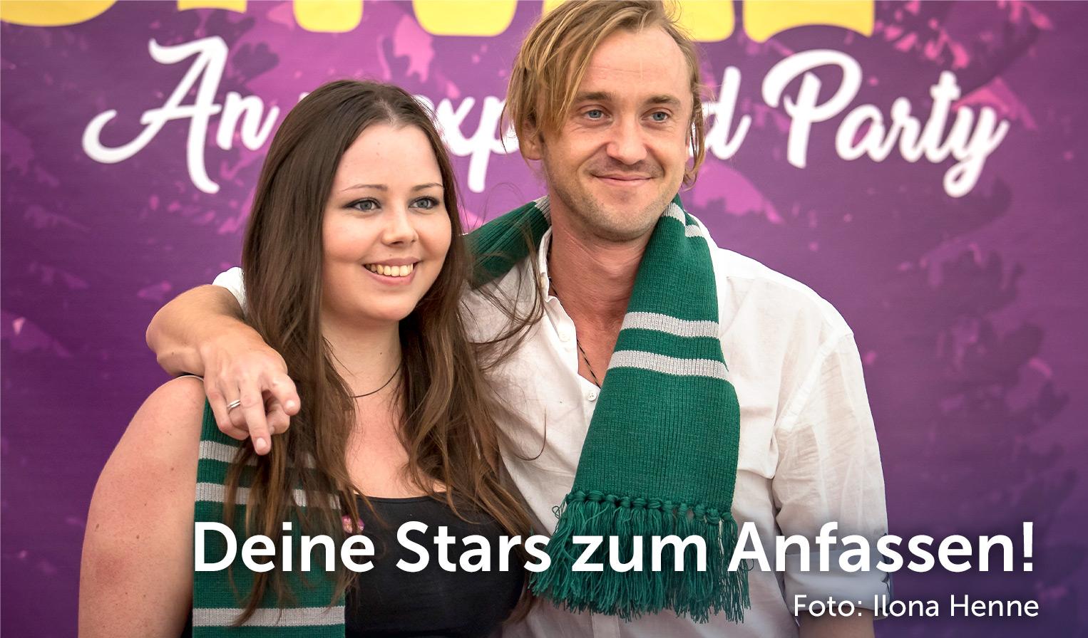 Deine Stars zum Anfassen!, Foto: Ilona Henne