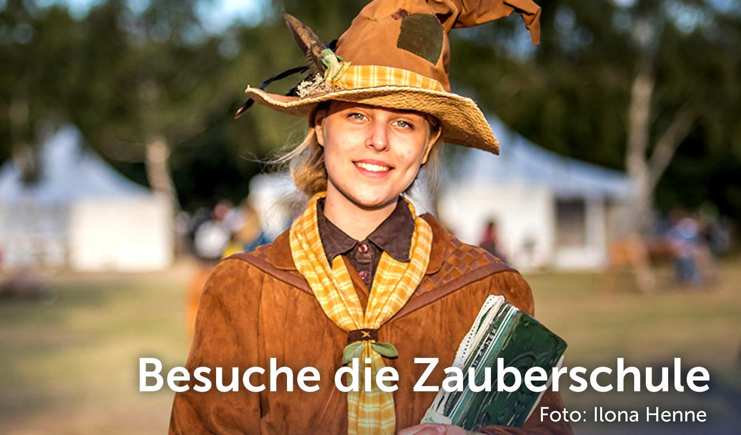 Ultimativer Zauberunterricht, Foto: Ilona Henne