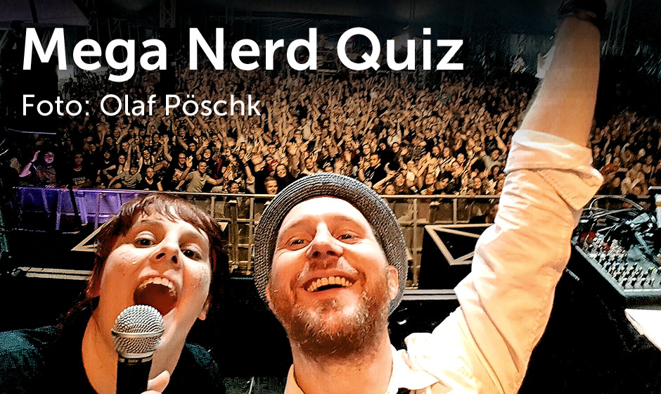 Nerd Quiz, Foto: Olaf Pöschk