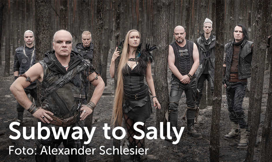 Subway to Sally, Foto: Alexander Schlesier