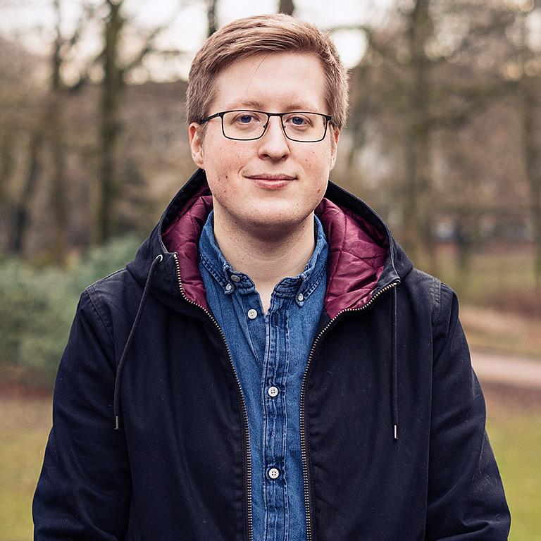Mikkel Robrahn, Foto: Philip Tappert